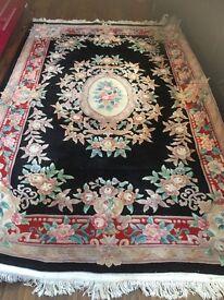 Beautiful High Quality Persian Carpet £25