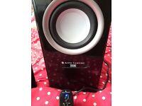 Altec Lansing MX5021 Subwoofer Speaker System 2.1