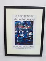 Michel METAIREAU PORQUEROLLES 2001 AI' Oustaou de la mer Bremen - Hemelingen Vorschau