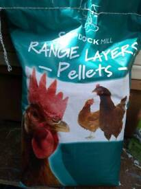 Chicken, layers pellets 5kg new