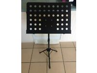 Metal Sheet Music Stand