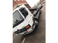 Recovery truck for sale px swap not transit Mercedes ford