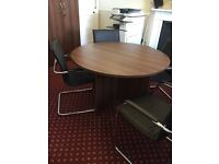 1200mm round office table