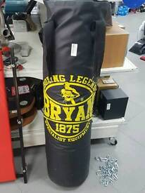 Boxing Legend Bryan 1875 Punch Bag