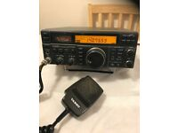 YAESU FT-840 HF transceiver very good condition. Has FM mod, virtually unmarked from smokefree home