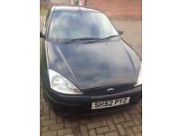 Ford Focus 1.4 no mot for spares or repairs