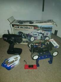 1/18 scale rc buggy