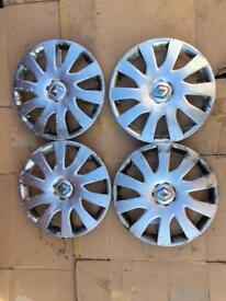 "RENAULT Trafic Wheel trims 16"" MASTER VAN 403156650rb"