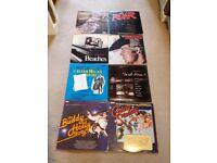 EIGHT 'ORIGINAL' HIT FILM SOUNDTRACK 12 inch VINYL LP'S