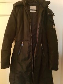 Genuine Moncler coat size 1