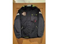 Didriksons kids, age 7/8, insulated jacket