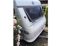 Hobby caravan £2500