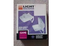 Gameboy Advance Light / Magnifier