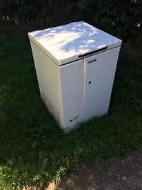 Freezer and fridge freezer free