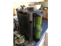 Ehiem pro tank filter pump