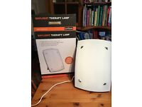 New! Daylight Therapy Lamp for treating SAD