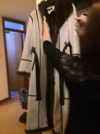 Full length coat size 14