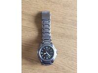 Citizen Men's Titanium Eco-Drive Bracelet Watch
