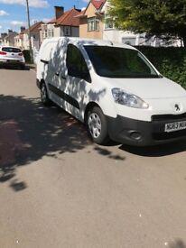 Peugeot Partner 1.6 Hdi Crew Van