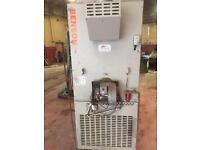 Benson oil fired space heater