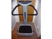GADGET:FIT POWER PLATE. IDEAL CHRISTMAS GIFT