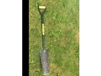 All Steel Grafting Shovel