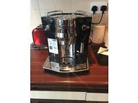 De'Longhi coffee machine