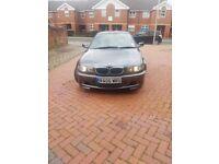 2005 BMW 320CD msport CAT N DAMAGE