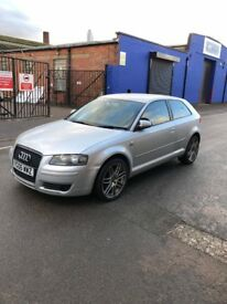 **BARGAIN** AUDI A3 1.6 Special Edition FSH 3dr