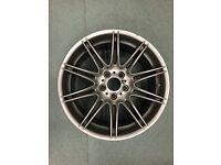MV4 Rear Alloy Wheel 9J