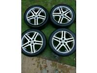 Honda accord 17 inch alloy wheels