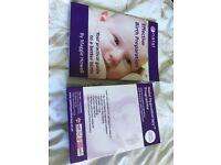 Natal Hypnotherapy CDs plus Effective Birth book