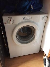 Tumble Dryer White Compact