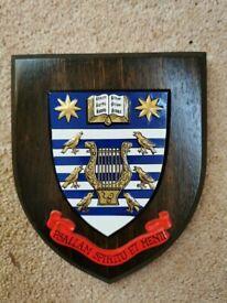 Heraldic Shield, Royal School of Church Music