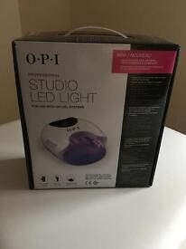 Brand new OPI LED light
