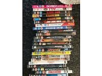 84 dvds