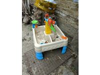 Kids Water Play tray