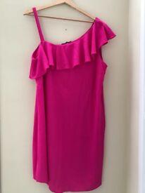 Pink George dress . Never worn