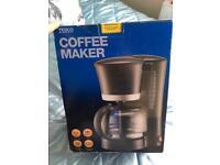 Brand new never opened coffee machine