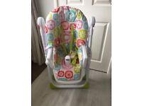 My Babiie Unisex Highchair