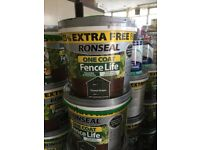 RONSEAL FENCE LIFE 5Ltr