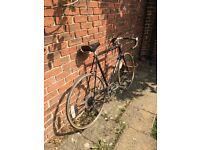 Reynolds 501 Vintage Retro Road Bike 23 inch frame