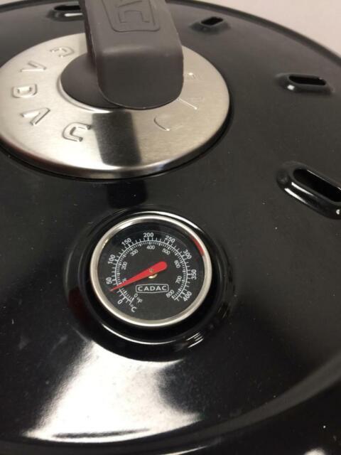 Cadac Carri Chef 2 Gas BBQ//Paella Pan Combo