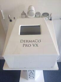 DermaCo Pro VX Facial Machine (latest model)
