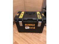 Brand new cordless brushless DeWalt nail gun