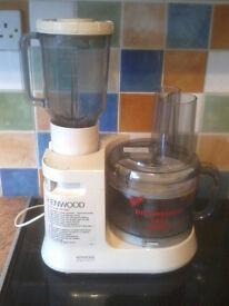 Kenwood Gourmet FP food processor/ mixer