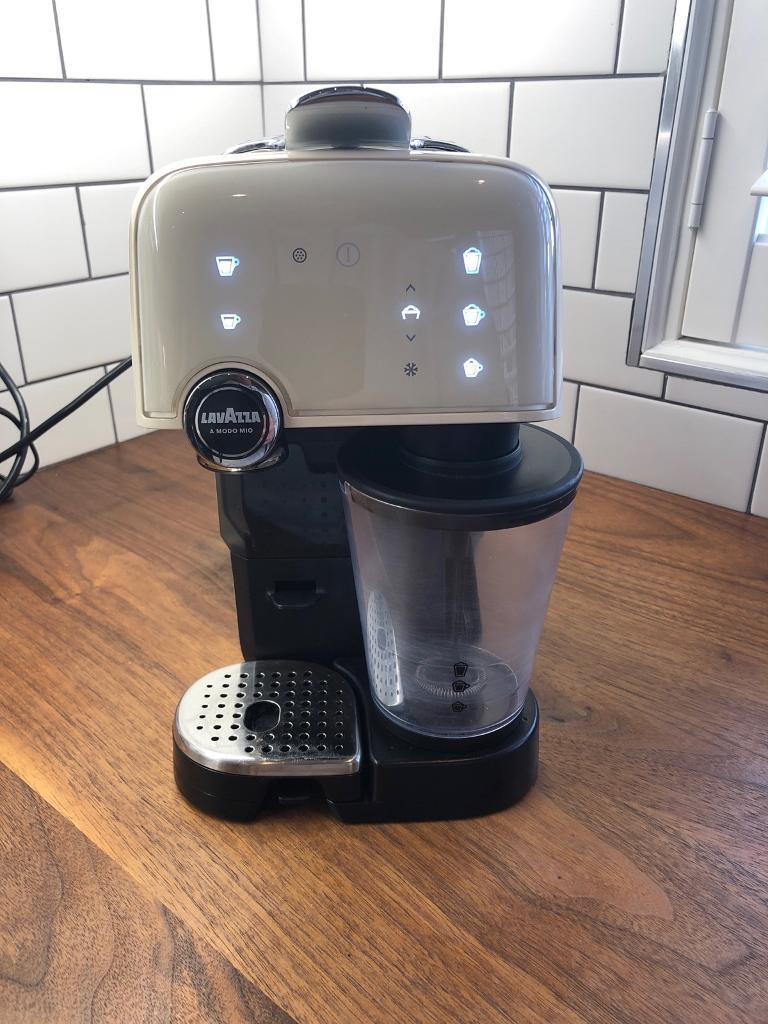 Lavazza A Modo Mio Fantasia Coffee Machine Cream In Bishopston Bristol Gumtree