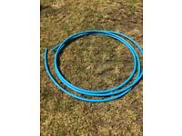 Blue Mains water pipe 22mm, collection only