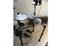 electric drums ION audio drums