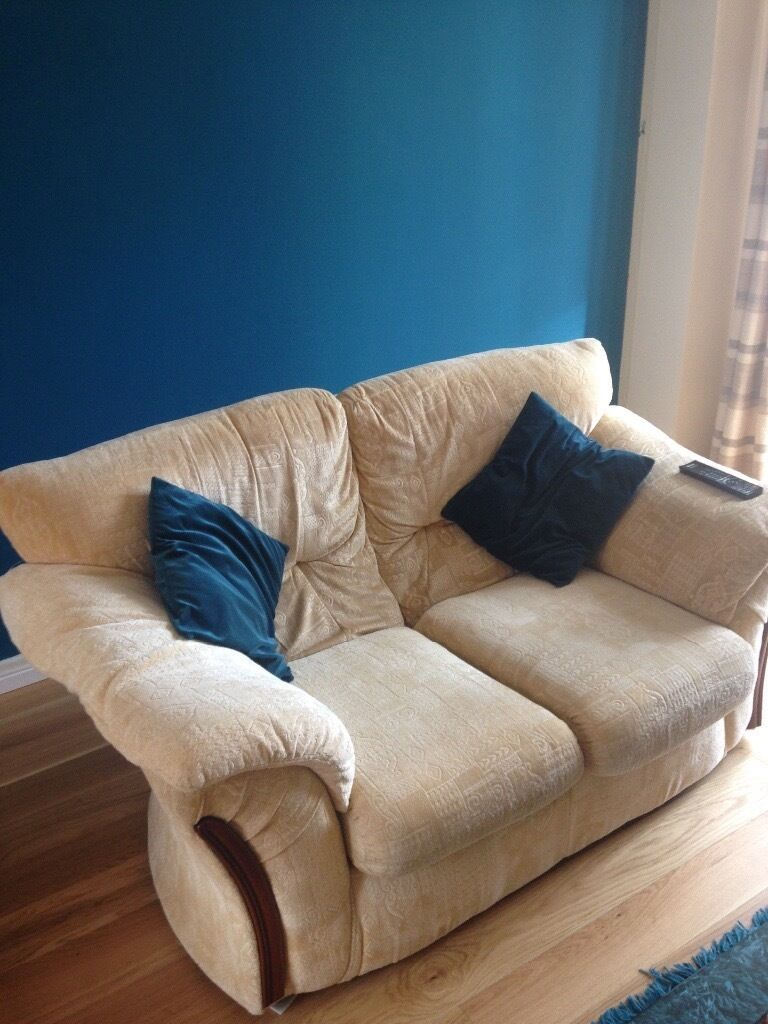 2x2 Seater Sofas - great condition- looking for a quick sale